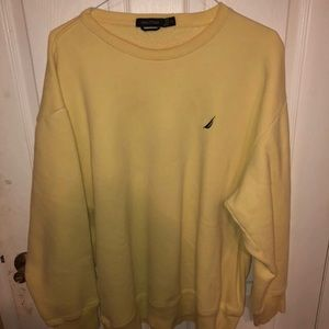 Other - Nautica Pull Over Crew Neck Sweater